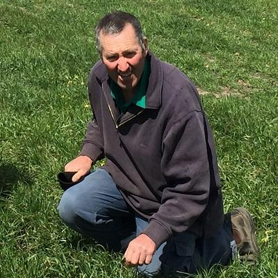 Graham Fagg | AusWest & Stephen Pasture Seeds