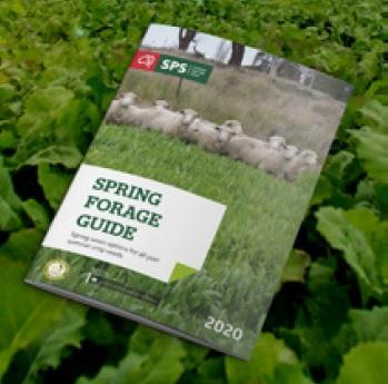 SPS Spring Forage Guide